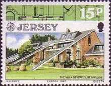 [EUROPA Stamps - Modern Architecture, Typ NJ]