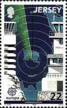 [EUROPA Stamps - Transportation and Communications, Typ OO]