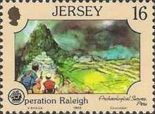 [Operation Raleigh, Typ OZ]