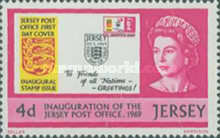 [Independence of Jersey Mail Office, Typ P]