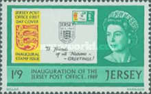 [Independence of Jersey Mail Office, Typ P3]