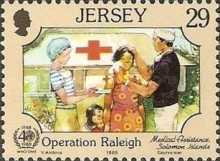 [Operation Raleigh, Typ PB]