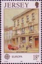[EUROPA Stamps - Post Offices, type RL]