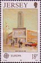 [EUROPA Stamps - Post Offices, type RM]