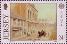 [EUROPA Stamps - Post Offices, type RO]