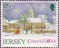 [Christmas Stamps, type SD]