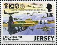 [The 50th Anniversary of D-Day, type WV]