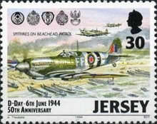 [The 50th Anniversary of D-Day, type WZ]