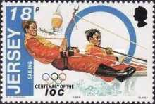 [The 100th Anniversary of the Olympic Committee, type XB]