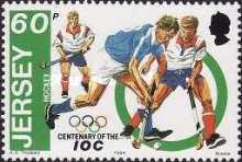 [The 100th Anniversary of the Olympic Committee, type XF]