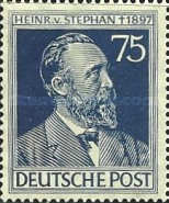 [Heinrich von Stephan Memorial Edition, Typ J1]