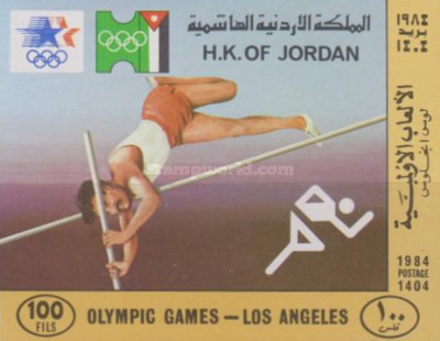 [Olympic Games - Los Angeles, USA, type ]