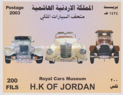[Royal Automobile Museum, Amman, Typ ]