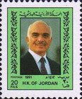 [King Hussein, type ACT7]