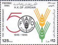 [The 50th Anniversary of F.A.O., type AGF]