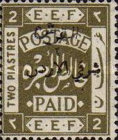 [Issue of 1920 Surcharged in Black, type B6]