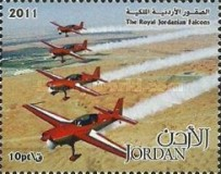 [Airplanes - The Royal Jordanian Falcons, type BBN]