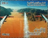 [Airplanes - The Royal Jordanian Falcons, type BBP]