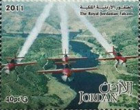 [Airplanes - The Royal Jordanian Falcons, type BBQ]