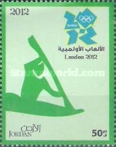 [Olympic Games - London, England, type BCJ]