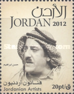 [Jordanian Artists, Typ BDI]