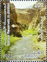 [Nature Reserves in Jordan, type BEK]