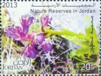 [Nature Reserves in Jordan, type BEL]