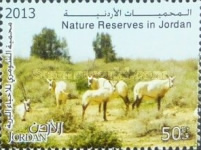 [Nature Reserves in Jordan, type BEO]