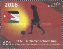 [Football - FIFA U-17 Women's World Cup, type BIJ]