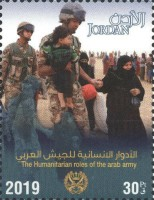 [The Humanitarian Roles of the Arab Army, type BNH]