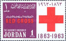 [The 100th Anniversary of Red Cross, type CF]