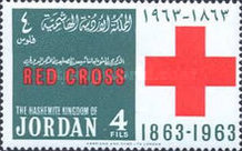 [The 100th Anniversary of Red Cross, type CF3]