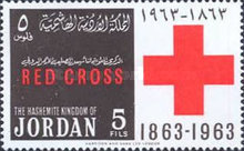 [The 100th Anniversary of Red Cross, type CF4]