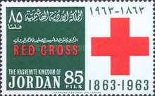 [The 100th Anniversary of Red Cross, type CF5]
