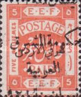 [Issue of 1920 Overprinted in Gold, type D2]