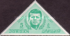 [President Kennedy Memorial Issue, Typ DK4]