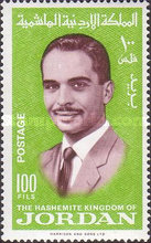 [King Hussein the Second, Typ FO12]