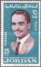 [King Hussein the Second, Typ FO8]