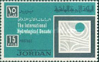 [International Hydrological Decade, type HP1]