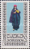 [Jordanian Women's Costumes, type QY]