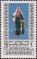 [Jordanian Women's Costumes, type QZ]