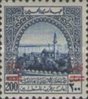 [Aid for Palestine - Jordan Postal Tax Stamps of 1947 Surcharged with New Currency, type G7]