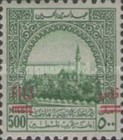 [Aid for Palestine - Jordan Postal Tax Stamps of 1947 Surcharged with New Currency, type G8]