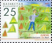 [EUROPA Stamps - The 100th Anniversary of Scouting, Typ RB]