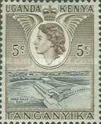 [Queen Elizabeth II and Landscapes, type AB]