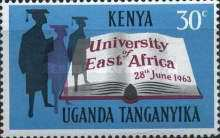 [Founding of East African University, type BB]