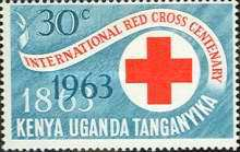 [The 100th Anniversary of Red Cross, type BC]