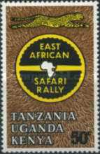 [The 13th East African Safari Rally, type BF1]