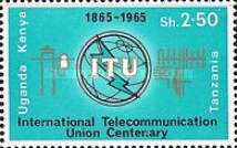 [The 100th Anniversary of I.T.U., type BH3]