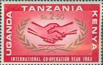 [International Co-operation Year, type BI3]